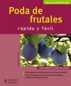 Poda de frutales (Jardín en casa) - Hansjörg Haas