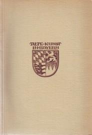 Unterfränkische Barockschlösser. J. M. Ritz, Alte Kunst: Ritz, Joseph Maria: