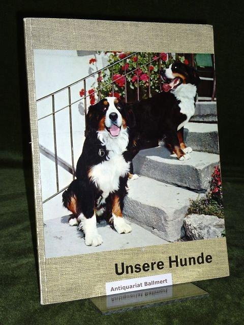 Unsere Hunde, Lexi-Bildband Nr.1, Sammelbilderalbum.: Lexi Bildband Verlag