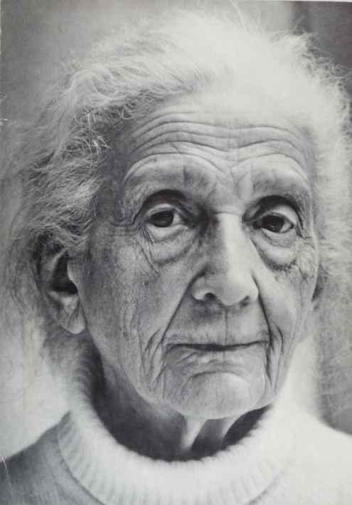 Menschen von gestern und heute, Fotografische Portraits, Skizzen und Dokumentationen von LOTTE JACOBI. - Jacobi.-