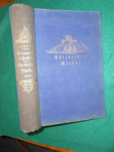 Rheinischer Merkur<. 1. Band 1814 Aus der: Görres, Joseph von: