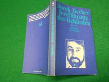 Irreführung der Behörden. Roman. Suhrkamp- Taschenbuch, Band 271. - Becker, Jurek