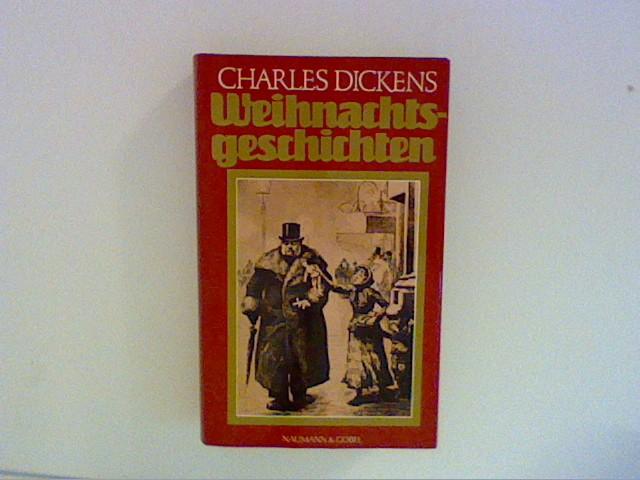 Weihnachtsgeschichten: Dickens, Charles: