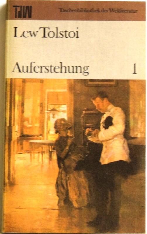 Auferstehung; Band 1;: Tolstoi, Lew