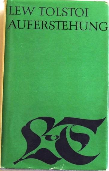 Auferstehung Band II;: Tolstoi, Lew