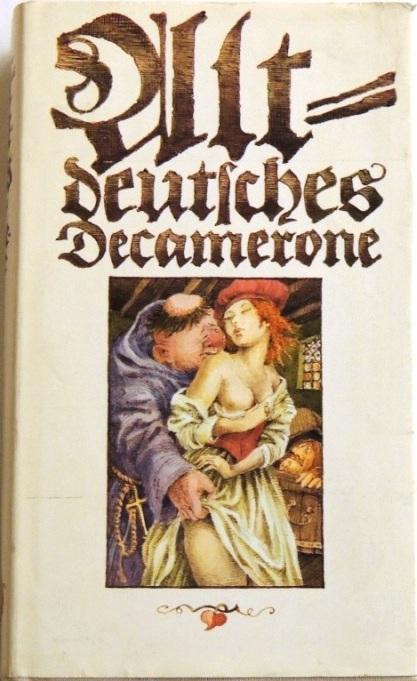 Altdeutsches Decamerone;: Spiewok, Wolfgang (Hrsg.)