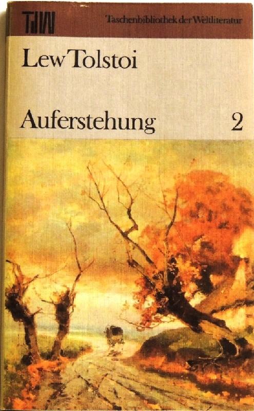 Auferstehung; Band 2;: Tolstoi, Lew