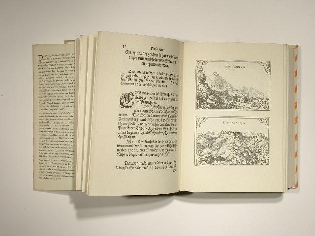 Hessische Chronica. Faksimile des Druckes von 1605.: Wilhelm Dilich: