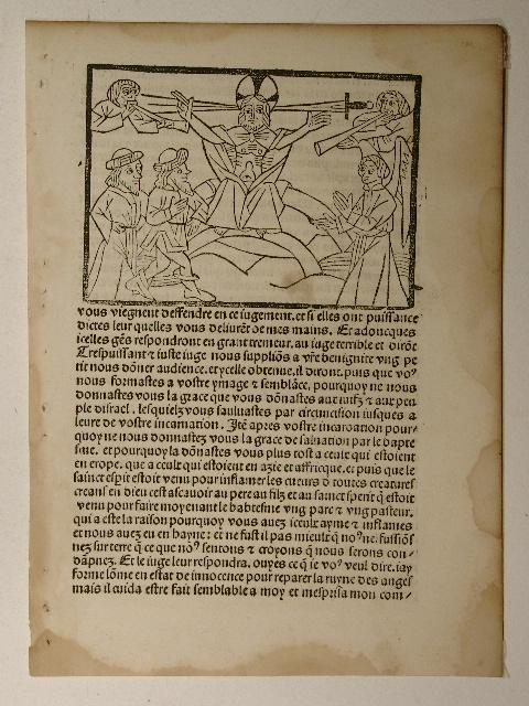 Belial sive Consolatio peccatorum, franz. (GWM 11110,: Jacobus de Theramo: