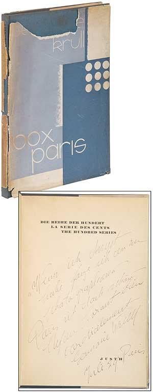 100 x Paris: KRULL, Germaine