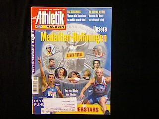 Leichtathletik Magazin. Jahrgang 2004 Nr.32 vom 29.: Zeitschrift:
