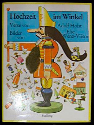 Hochzeit im Winkel.: Holst, Adolf: