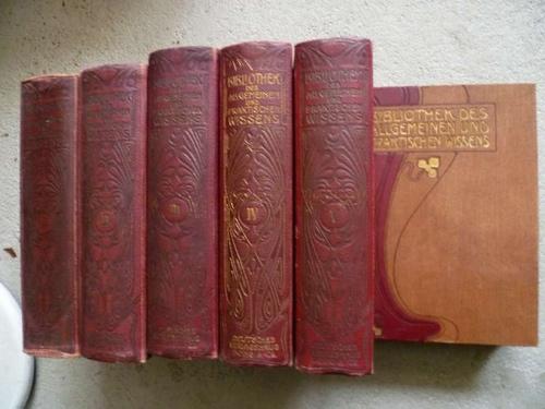 Bibliothek des allgemeinen und praktischen Wissens. Zum: Müller-Baden, Emanuel