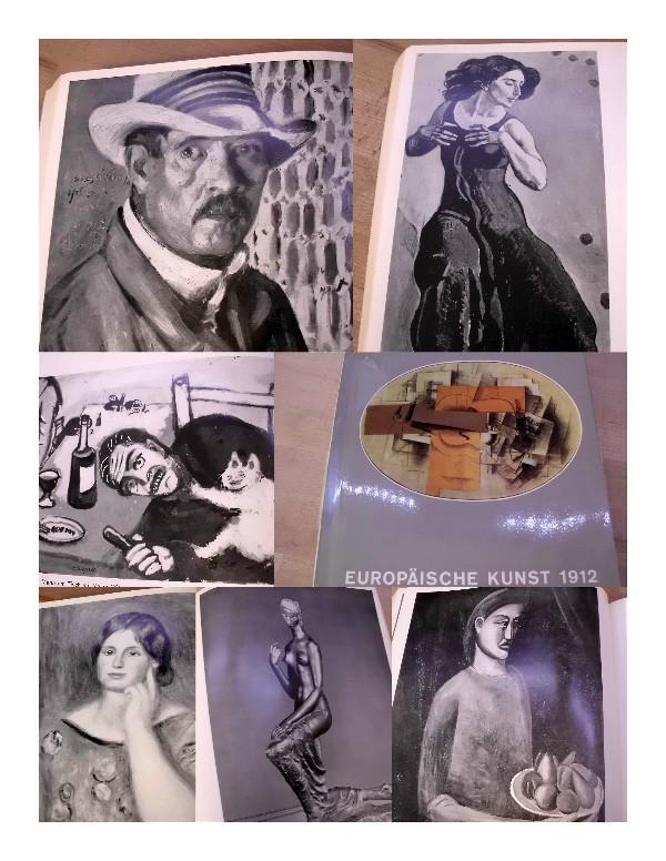 Europäische Kunst 1912. Zum 50. Jahrestag der: Wallraf-Richartz-Museum Köln (Hrsg.)