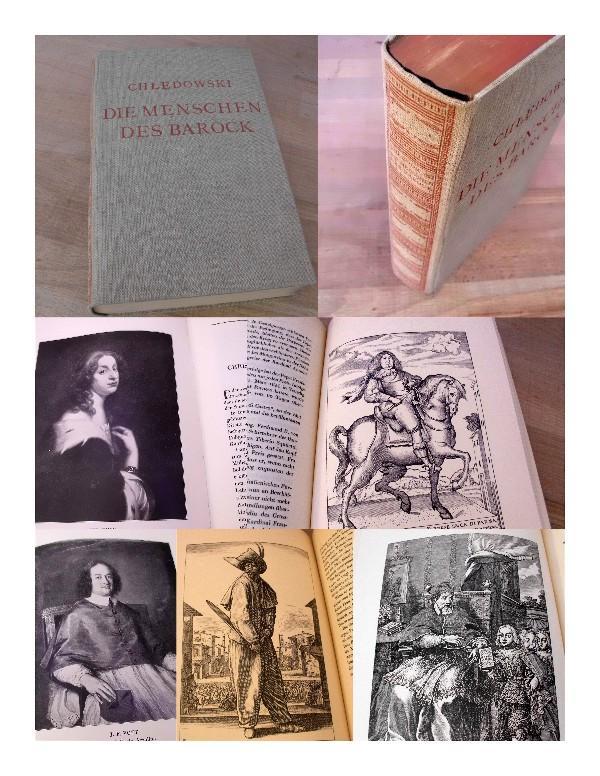 Rom. Die Menschen des Barock. Autorisierte Übertragung: Chledowski, Casimir von