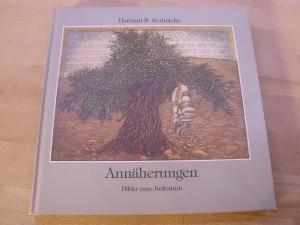 Annäherungen. Bilder zum Judentum mit Gedichten von: Berlinicke, Hartmut R;