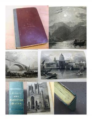 Bilder der Vorzeit und Gegenwart aus England: Wolff, O.(Oskar) L.(Ludwig)