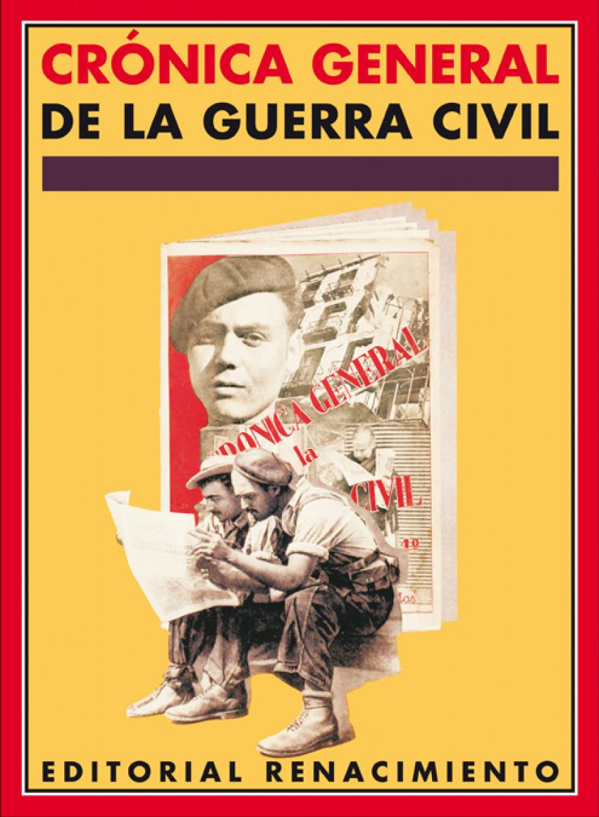 Crónica general de la Guerra Civil - León, María Teresa