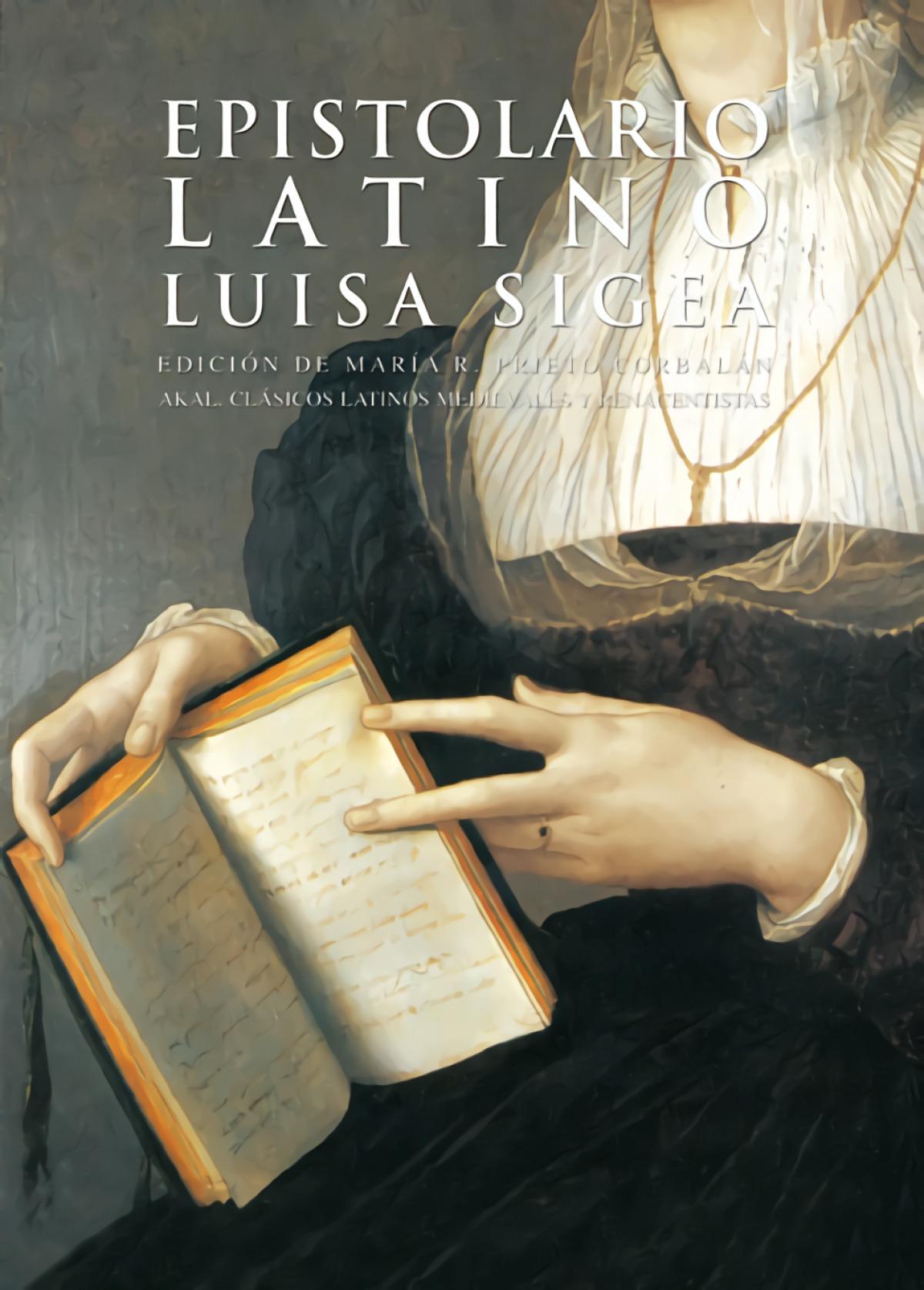 Epistolario latino - Sigea, Luisa