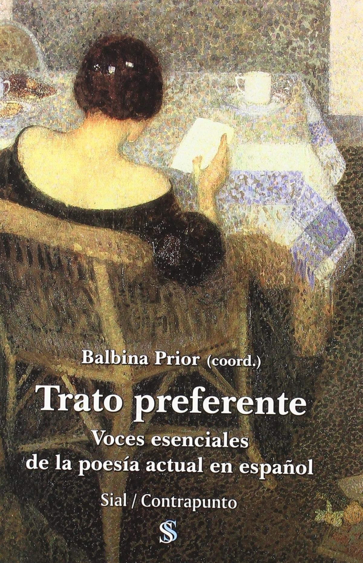 Trato preferente: voces esenciales poesia actual español voces esenciales de la poes¡a actual en español - Uceda, Julia