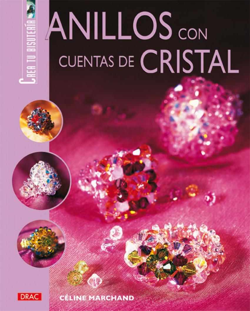 Anillos con cuentas de cristal - Marchand, Céline
