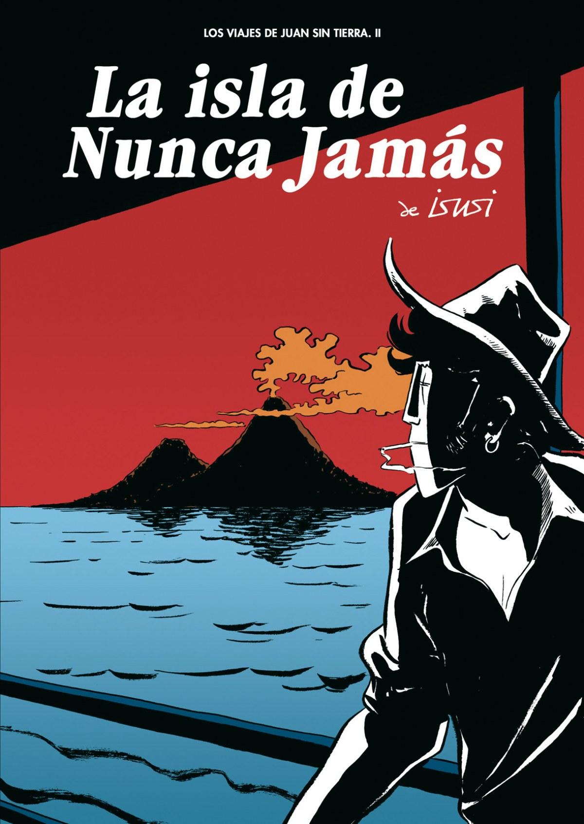 La isla de Nunca Jamás - Isusi Javier De