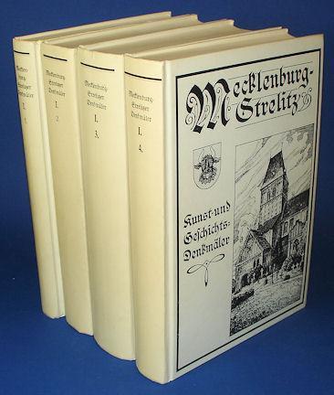 Kunst- und Geschichts-Denkmäler des Freistaates Mecklenburg-Strelitz. 4: Krüger, Georg: