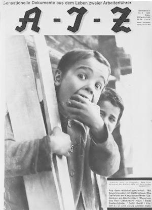 Arbeiter-Illustrierte-Zeitung. Jahrgang XI, Nr. 2, 1932.: AIZ.