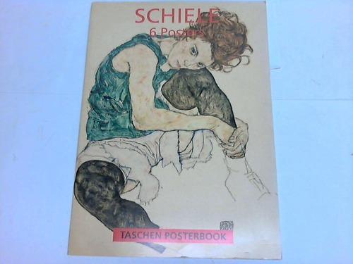 6 Posters. Taschen Posterbook: Schiele