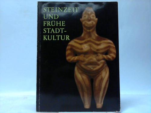 Steinzeit und frühe Stadtkultur. Wegweiser durch die: Müller, A. v.