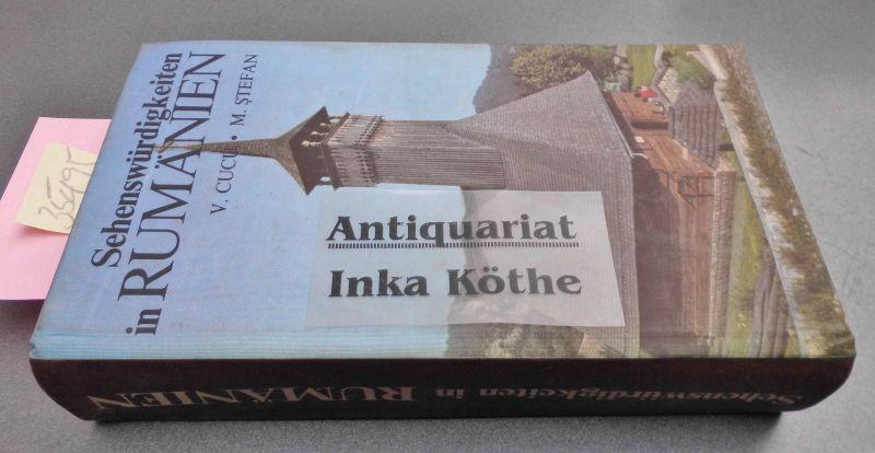 Sehenswürdigkeiten in Rumänien -: Cucu, Vasile und