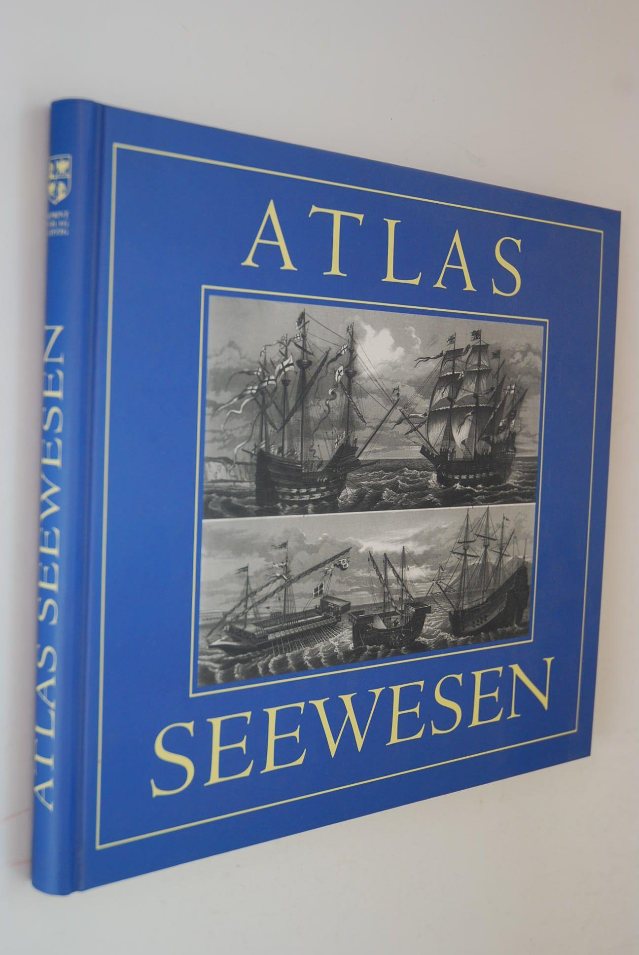 Atlas des Seewesens. von Reinhold Werner: Werner, Reinhold von:
