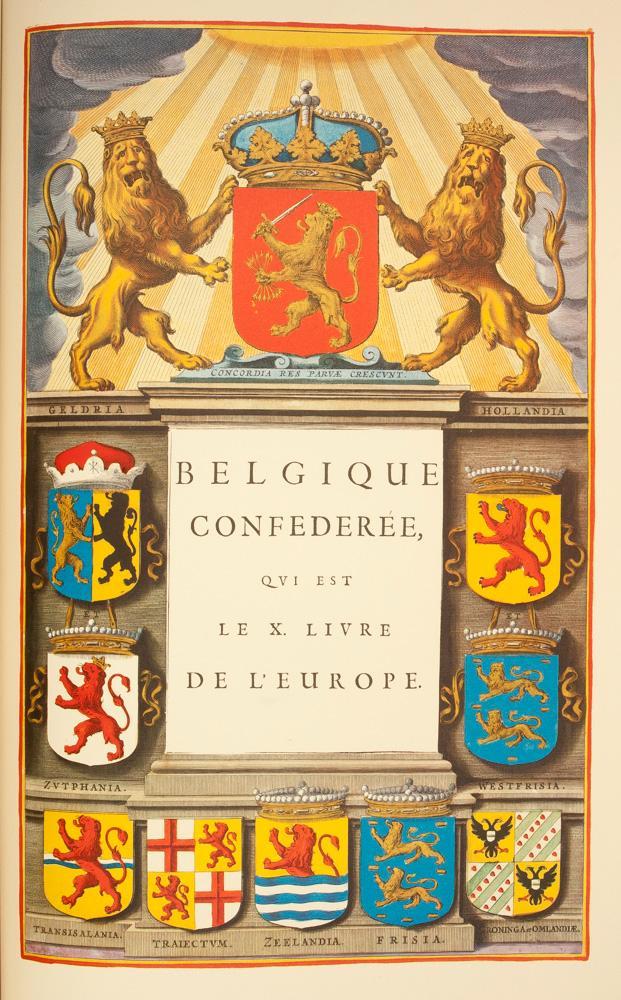 Atlas). The third centenary edition of Johan: BLAEU, Johan.