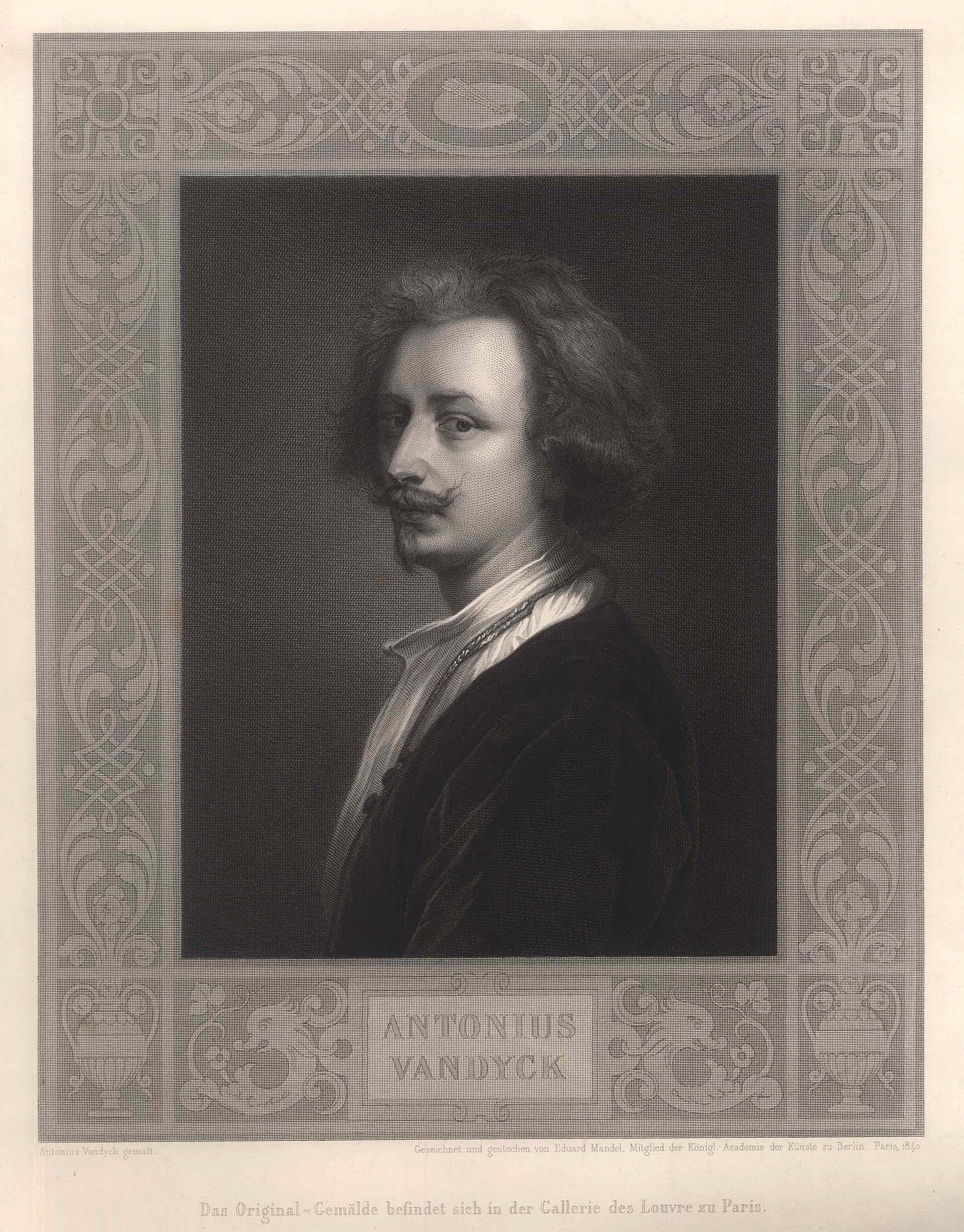 Sir Anthonis van Dyck (Antwerpen 22. 03.: DYCK, Anthonis van