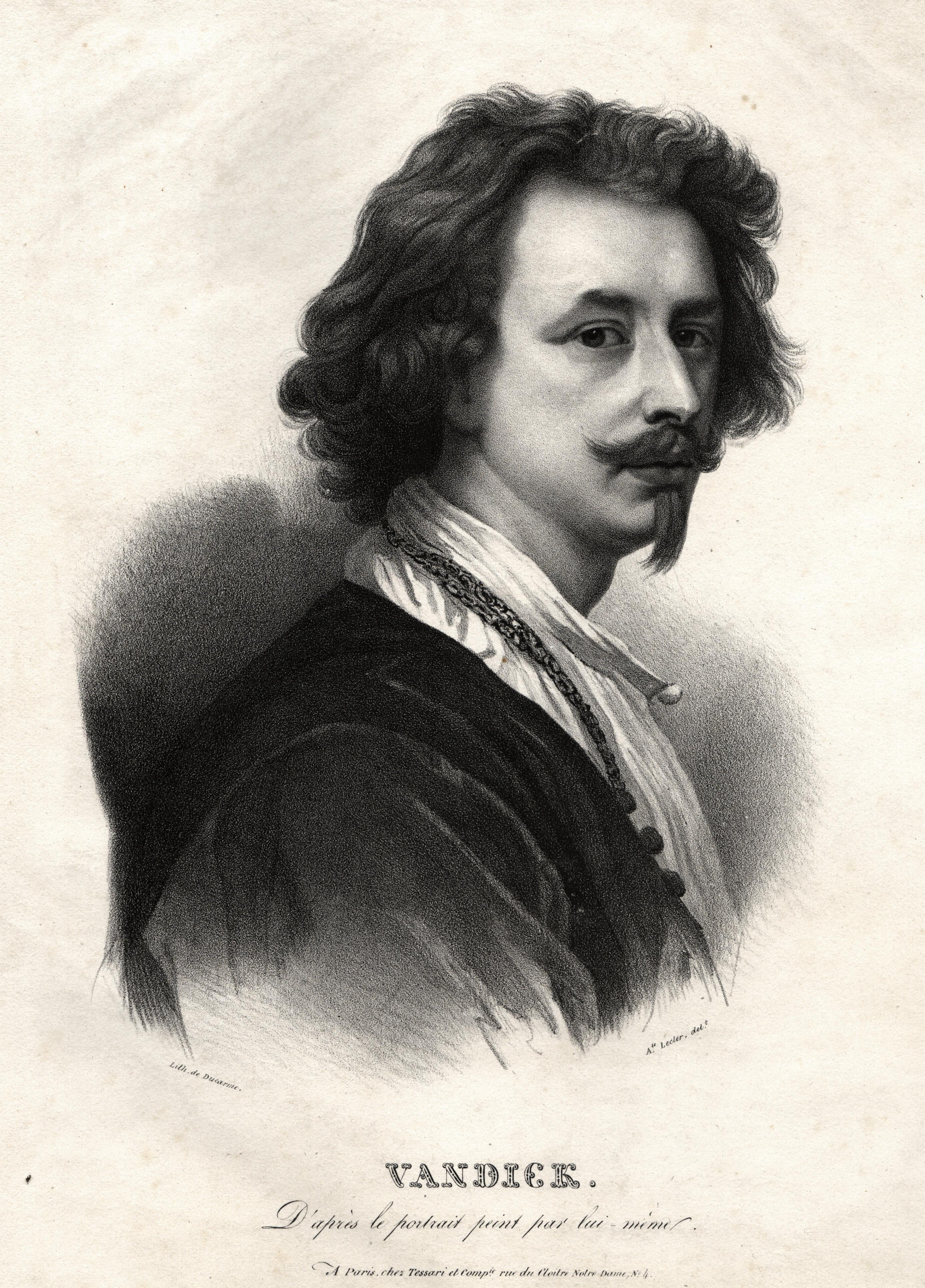 Sir Anthonis van Dyck (Antwerpen 22.03.1599 -: DYCK, Anthonis van