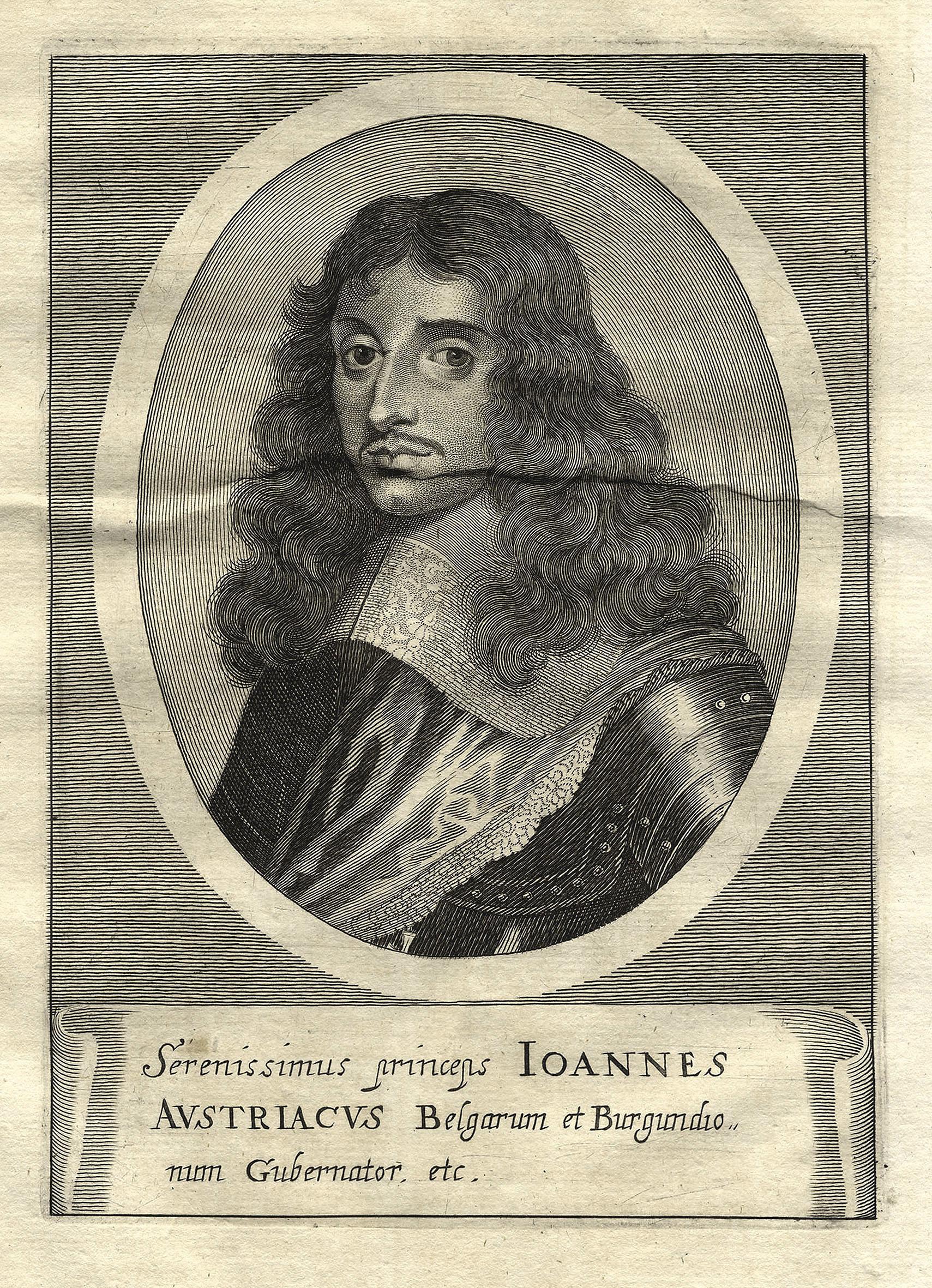 Prinz Juan José de Austria, dt. Johann: JUAN de Austria