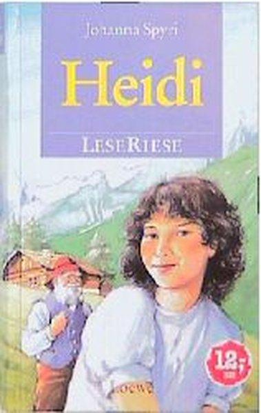 Heidi: Spyri, Johanna: