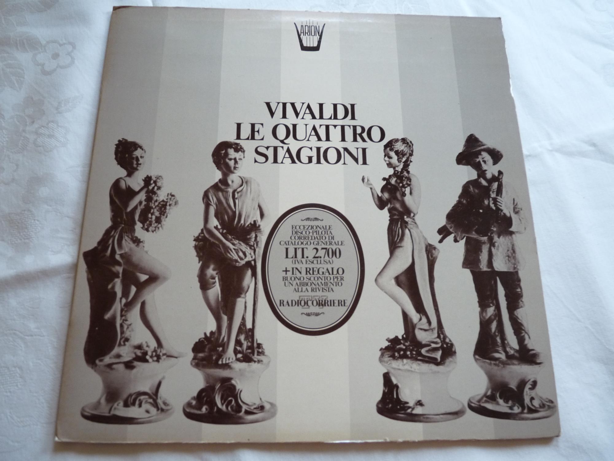 die vier jahreszeiten von vivaldi  zvab