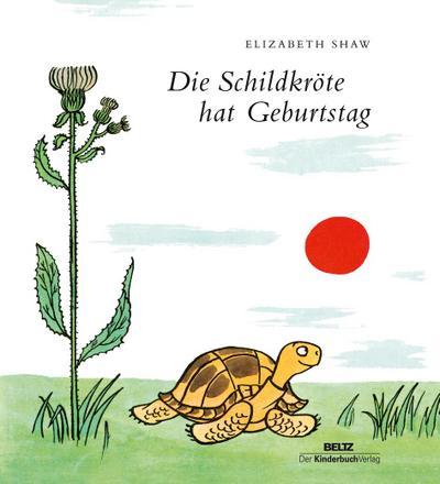 Die Schildkröte hat Geburtstag - Elizabeth Shaw