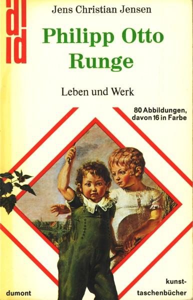 DuMont-Kunst-Taschenbücher Nr. 45 ~ Philipp Otto Runge: Jensen, Jens Christian: