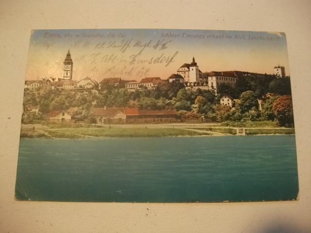 Schloss Ennsegg: Enns