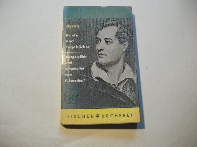 Briefe und Tagebücher.: Byron