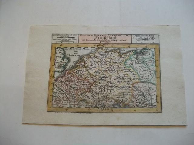 S. Imperium Roman-Germanicum Teutschland mit seinen Angräntzenden: Bodenehr, Gabriel (Kupfferstecher)