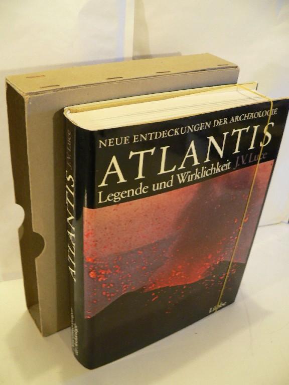 Atlantis - Legende und Wirklichkeit.: Luce, J. V.: