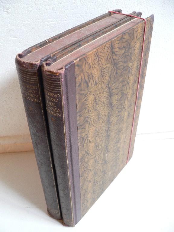 Die Inselbauern (43.-52. Tausend, 213 Seiten) /: Strindberg, August: