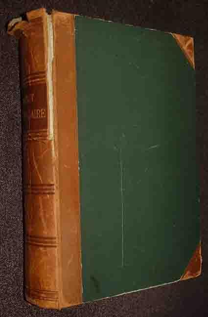 Dictionnaire français-allemand et allemand-français/Wörterbuch französisch-deutsch und deutsch-französisch: Thibaut, M. A.