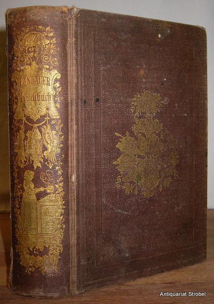 Lindauer Kochbuch, für guten bürgerlichen und feineren: Riedl, Christine Charlotte.