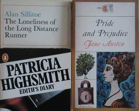 3 Englische Bücher: Pride and Prejudice /: Highsmith, Patricia /