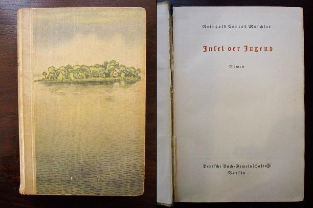 Insel der Jugend: Muschler, Reinhold Conrad