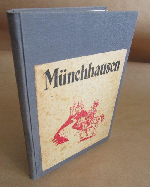 Münchhausen-Beeren-Auslese. Eine Auswahl aus dem Gesamtwerk.: Börries, Freiherr von